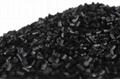 PA黑色母粒过ROHS/FDA认证适用于工业零件 滑轮 包装材料 刷子 1