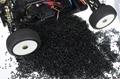 PA黑色母粒过ROHS/FDA认证适用于工业零件 滑轮 包装材料 刷子 3