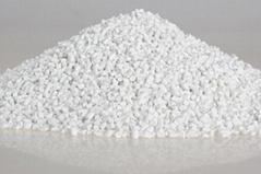 PE白色母粒 8015 吹塑级 日用品 包装胶袋 玩具
