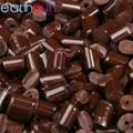 艺盛/earthsun 啡色木纹色母粒 色母粒径2-3mm 耐温200℃