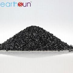注塑級PVC/PE木紋色母粒 木塑地板色母料 黑色顆粒狀色母