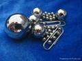 高精度G5级静音微型轴承钢珠1