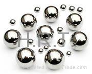 日本進口317不鏽鋼球1.34mm鋰電池封口球 1