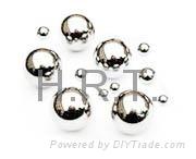 316L不鏽鋼球1.3mm鋰電池封口球 1