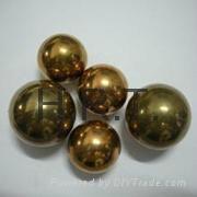 高精度純銅球 1