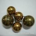 高精度纯铜球