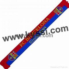 La Liga Spanish Association Football League Team Football Scarf