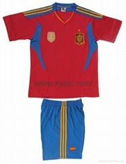 2011-2012 New Season National Teams Soccer Jerseys and Shorts