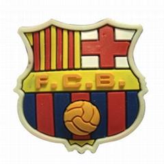 Team brooch(football pin)