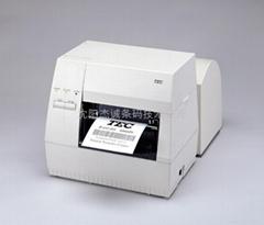 沈阳东芝TEC条码打印机及其碳带标签