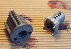 锌合金制品-锁匙零件
