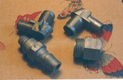 鋅合金製品-接頭零件