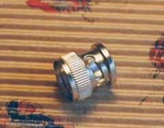 锌合金制品-电子接头零件