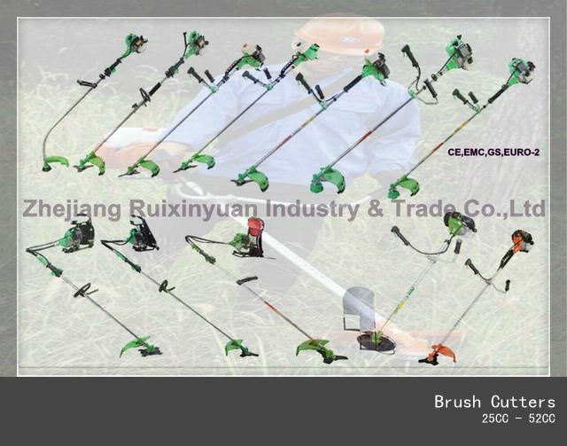 Brush Cutter,Grass Trimmer,Line Trimmer (25CC - 52CC) 1