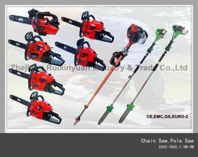 Chain Saw (25CC - 62CC) 1