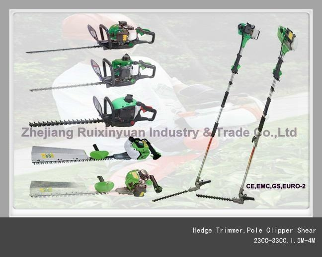 Hedge Trimmer,Clipper Shear (23CC - 26CC) 1