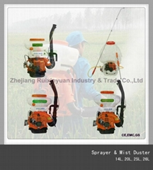 Power Sprayer & Mist Duster (14L - 26L)