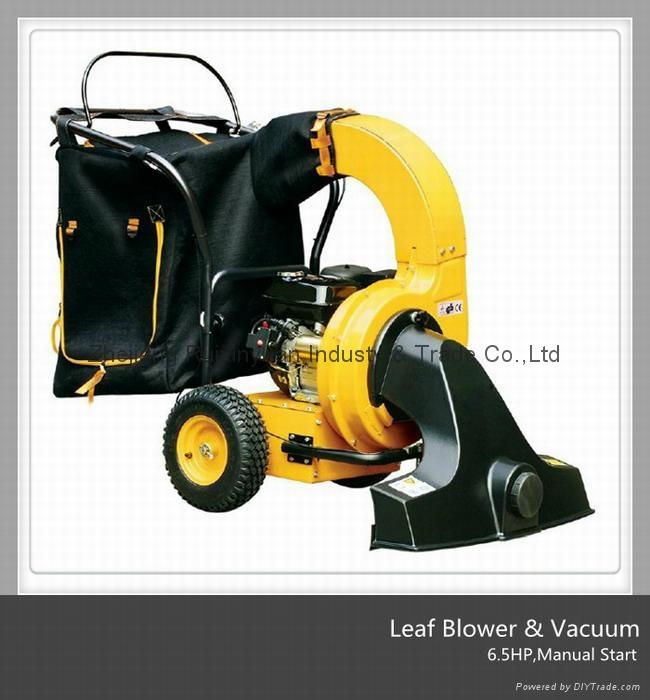 Powerful Leaf  Blower & Vacuum 6.5HP 1