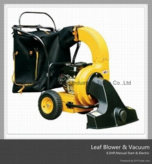 Powerful Leaf  Blower & Vacuum 6.5HP