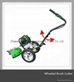 Wheeld Brush Cutter 52CC