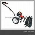Wheeled Road Sweeper  52CC