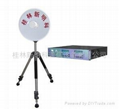 Portable digital live broadcast transmission equipment