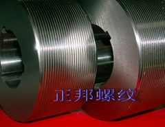3T滾絲輪 滾花輪 三軸滾牙輪 不鏽鋼專用滾輪