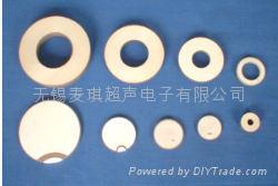 Piezoceramic element-Disc