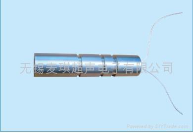 Water flow-metering transducer