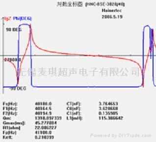 双频超声清洗换能器 2