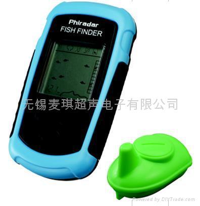 Wireless Portable Icon Fish Finder