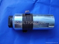 ultrasonic welding transducer