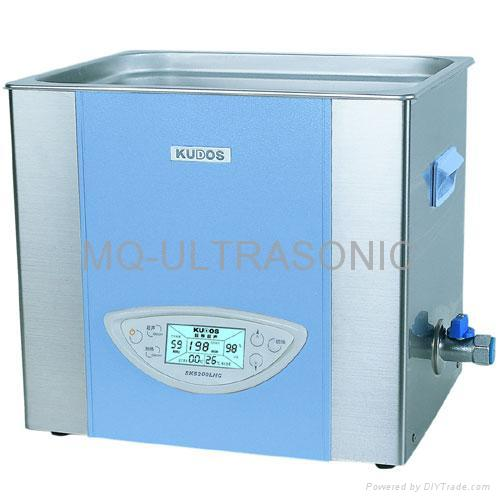 Frequency Ultrasonic Cleaner : Double frequency desk top ultrasonic cleaner mq china