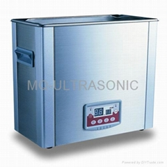 Benchtop Ultrasonic Cleaner with Degas Feature(Heat)