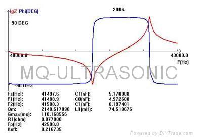双频超声波换能器 4