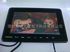 9-inch car LCD monitor