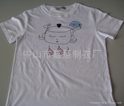 女式T恤 2