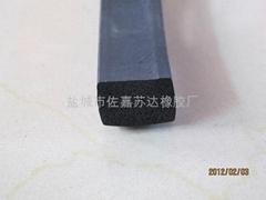除塵器蓋板高溫密封條