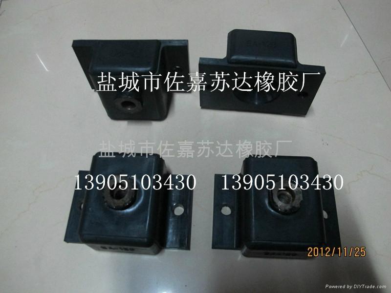 液压设备专用BE120橡胶减震器 5