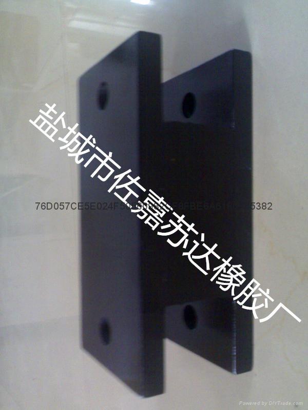 PB板式橡胶隔振器 4