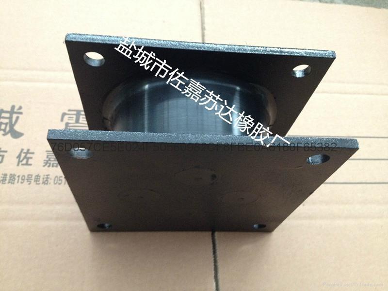 PB板式橡胶隔振器 5