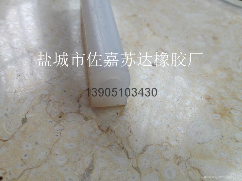 离心机硅橡胶密封条 2