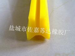 除尘器密封条 收尘器人孔门橡胶条