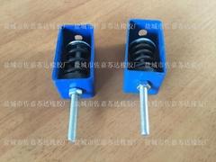 TD型阻尼彈簧弔架減震器