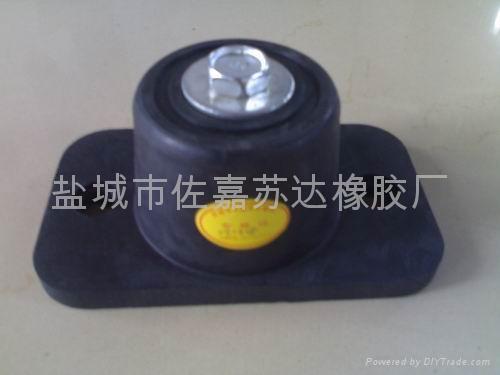 JD型橡胶减震器 1