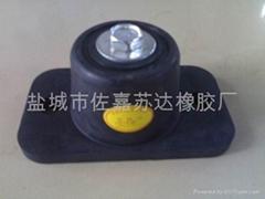 JD型橡胶减震器