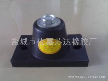 JD型橡胶减震器 2