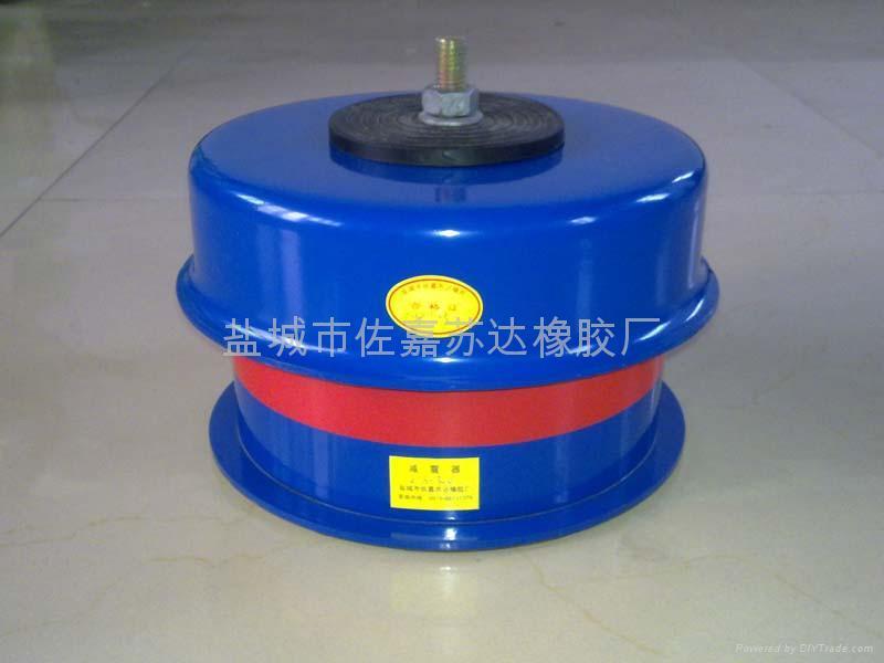 ZTG型阻尼弹簧减震器  2