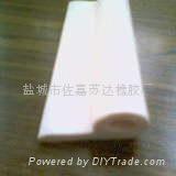 p型烘箱耐高溫硅膠發泡密封條