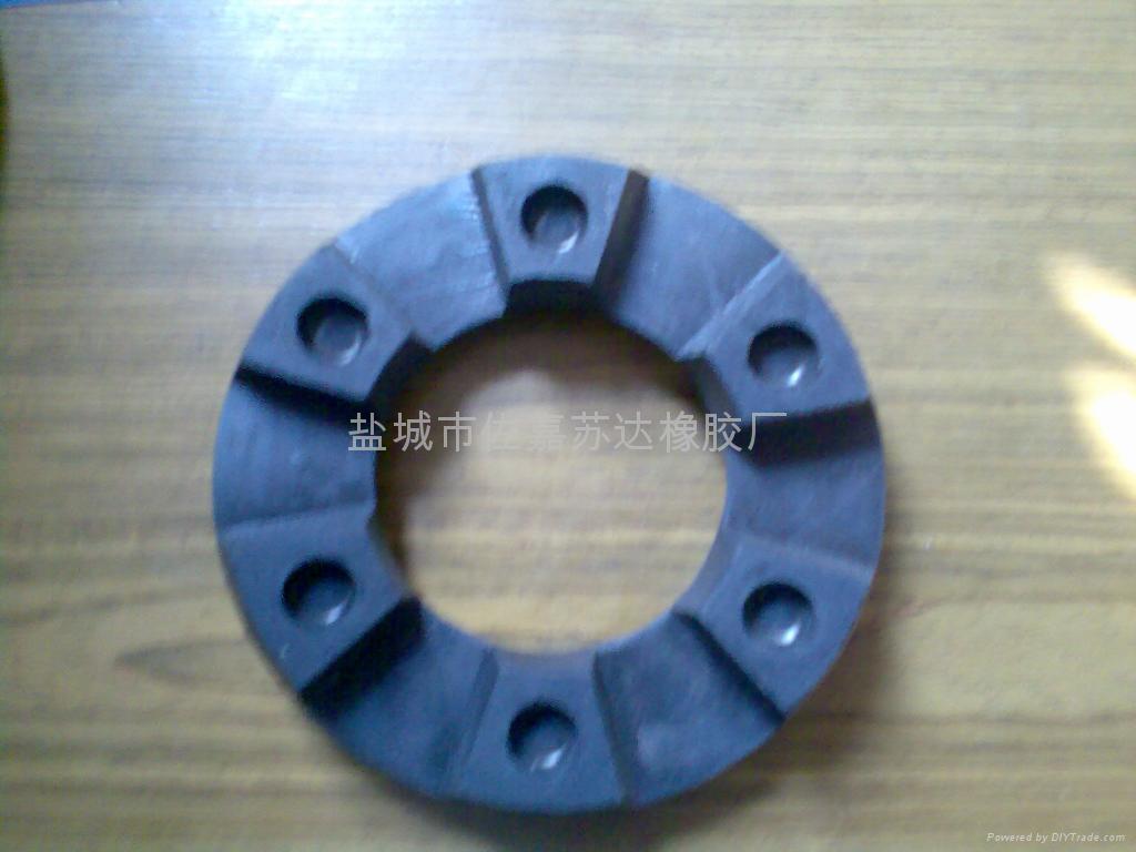 离心泵连轴器专用缓冲垫 3
